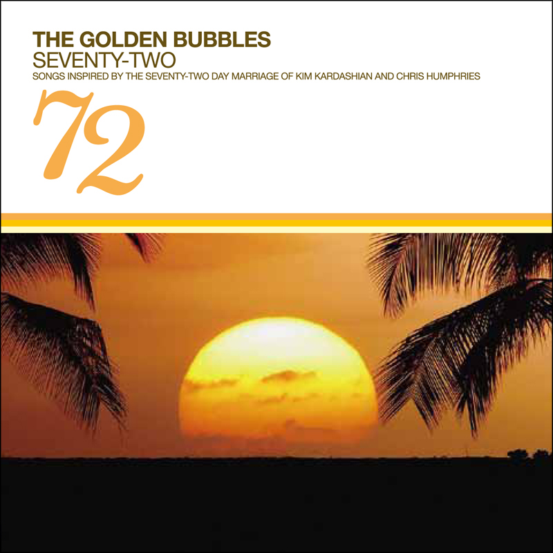 The Golden Bubbles